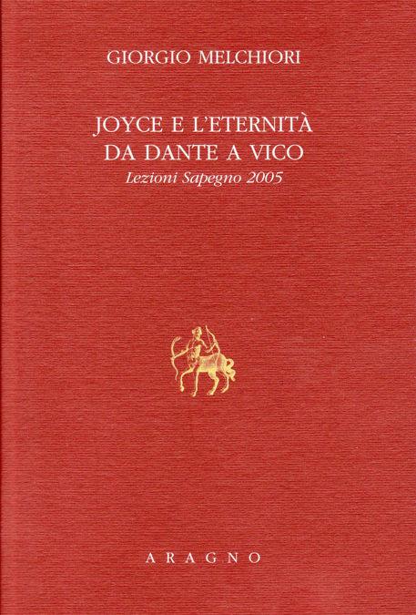 Giornata Sapegno 2005: Lezione magistrale di Giorgio Melchiori