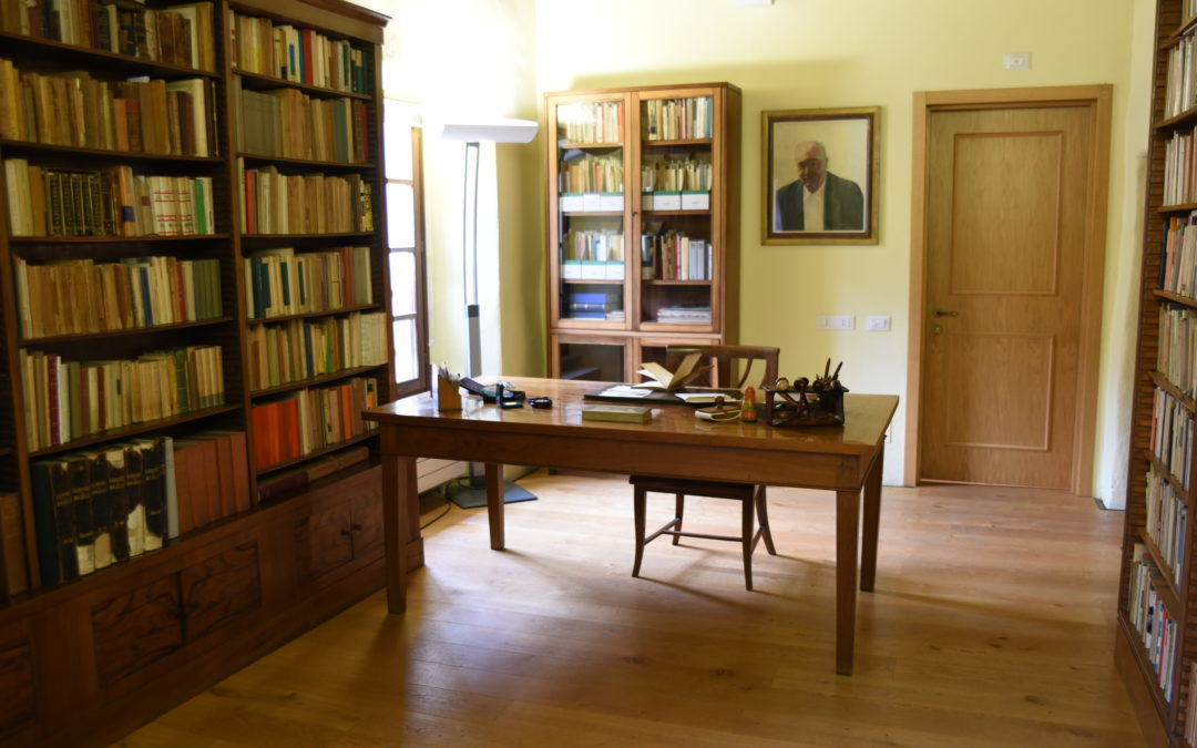 Avviso per la selezione di un esperto esterno per il riordino e la catalogazione di un lotto di libri di letteratura italiana e per una docenza di biblioeconomia con procedura di valutazione comparativa