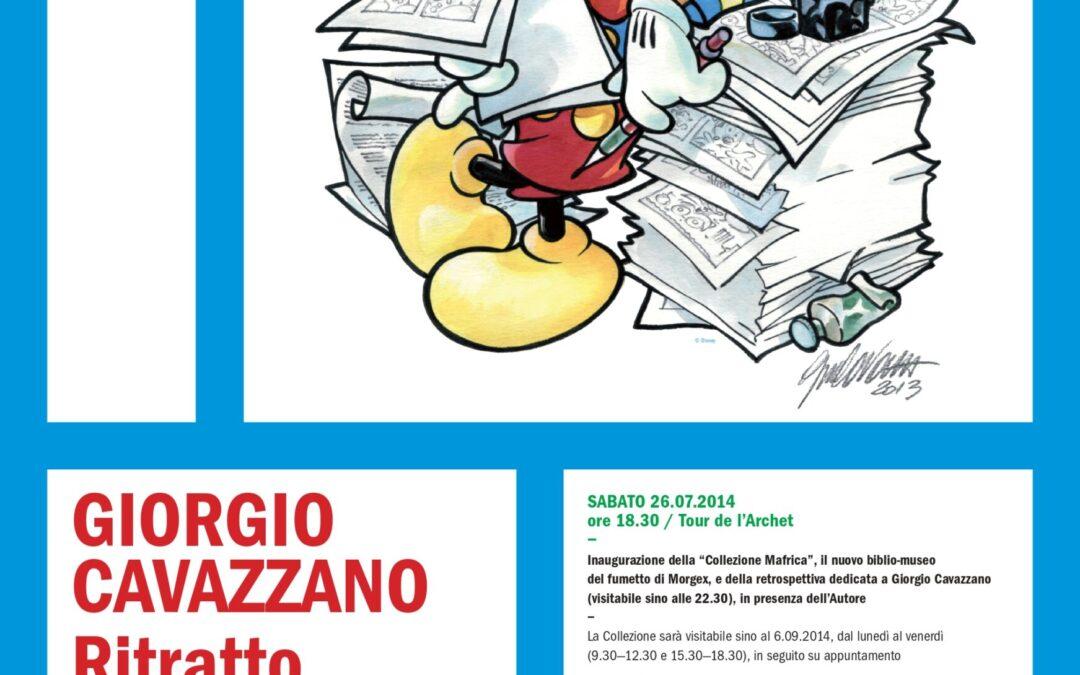 Giorgio Cavazzano. Ritratto d'autore