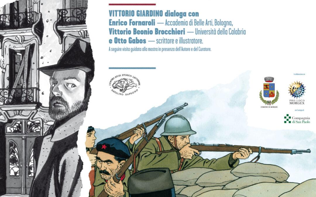 Tragedie dimenticate. Le graphic novel di Giardino e la storia europea del '900
